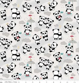 Panda Love Toss light gray