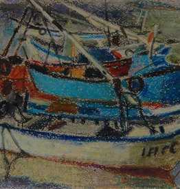 Elena Epifanova Morning boats