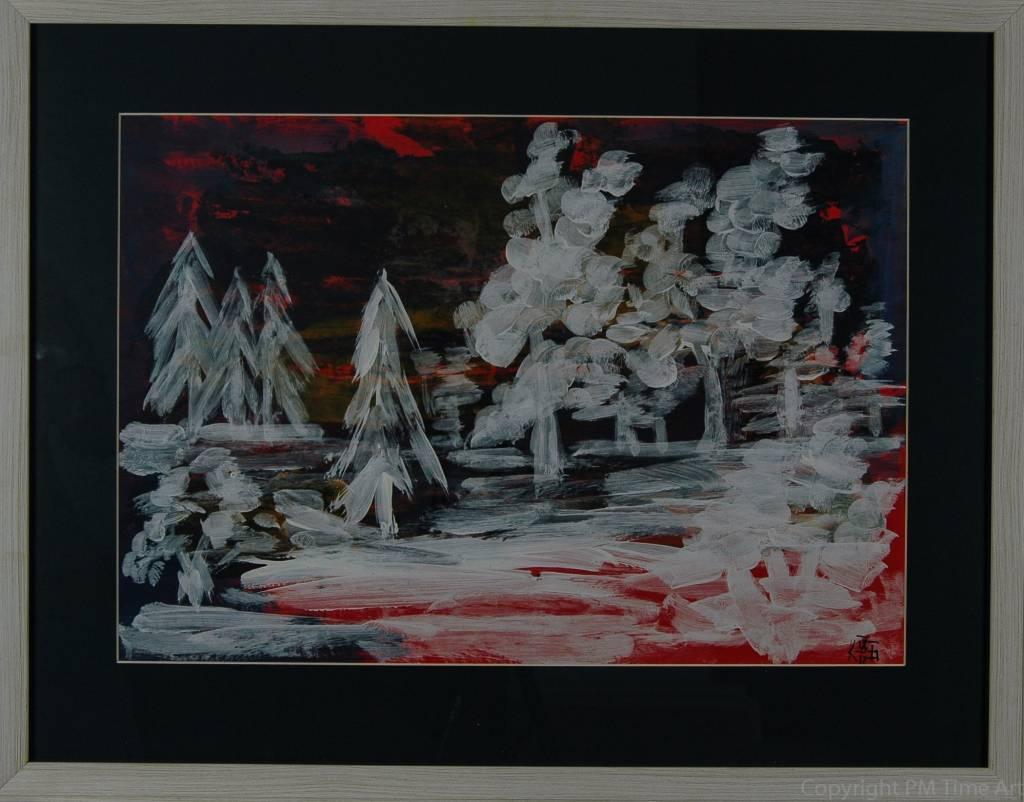 Bulavskiy & Kulapin Winter forest