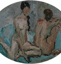 Vera Elnitskaya Seating women