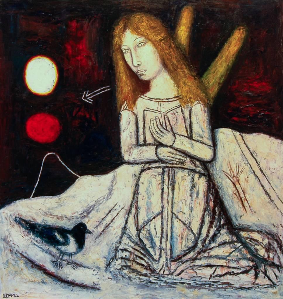 Alexander Shuritz Snow angel