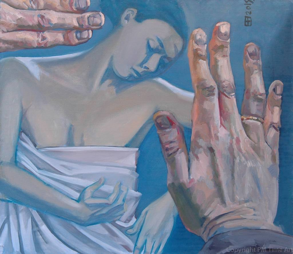 Eugenia Shadrina Hands