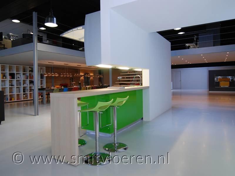 Coatingwinkel Polyurethaan Gietvloer UV PU2030 - 5,00 KG