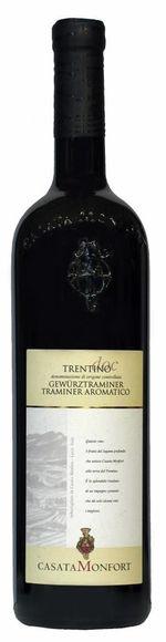 Trentino Gewürztraminer - Trento DOC - Casata Montfort