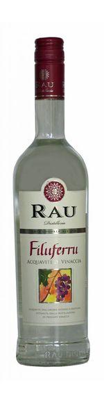 Filuferru - Rau - Acquavite di Vinaccia - Grappa