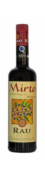 Mirto di Sardegna - Rosso - Rau