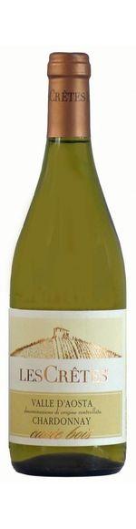 Chardonnay Cuvée Bois Valle d'Aosta DOC - Les Crêtes