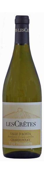 Chardonnay Valle d'Aosta Vigne Frissonnière DOP - Les Crêtes