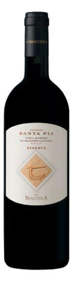Santa Pia - Vino Nobile DOCG Riserva - La Braccesca - Antinori