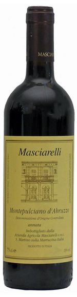 Montepulciano d'Abruzzo DOC - Masciarelli