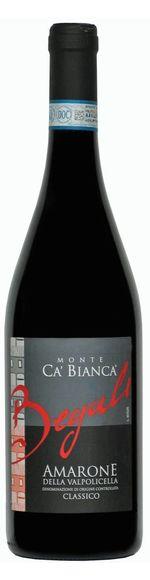 Amarone Classico Monte Ca' Bianca DOC - Lorenzo Begali