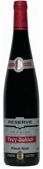 Pinot Noir Reserve - Alsace AOC - Frey Sohler