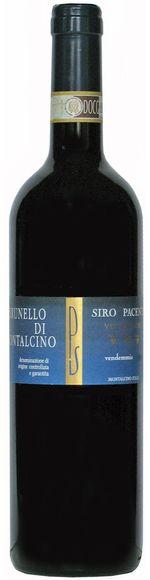 Brunello di Montalcino DOCG - 2011 - Vecchie Vigne - Siro Pacenti