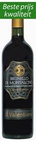 Brunello di Montalcino DOCG - Campo di Marzo - 2010 - Az. Agr. Il Valentiano