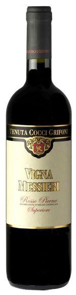 MAGNUM - Vigna Messieri - Rosso Piceno  Superiore  - Cocci Grifoni