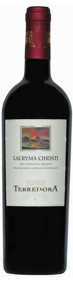 Lacryma Christi del Vesuvio Rosso DOC - Terredora