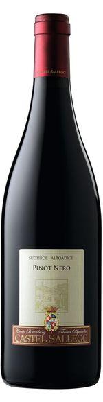 Pinot Nero - Lago di Caldaro DOC - Castel Sallegg - Alto- Adige