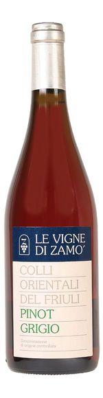 Pinot Grigio - Colli Orientali del Friuli DOC - Le Vigne di Zamo