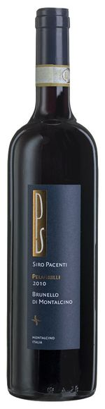 Brunello di Montalcino DOCG 2012 - Pelagrilli - Siro Pacenti