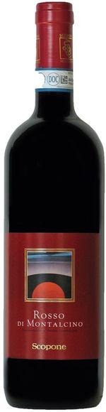 Rosso di Montalcino DOC - Az. AGr. Scopone