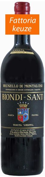 Brunello di Montalcino DOCG  - Tenuta Greppo - Biondi Santi