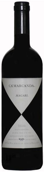 Magari Toscana IGT - Ca'Marcanda - 2015 - Gaja