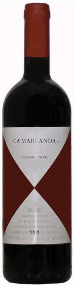 Camarcanda Bolgheri - 2012 - DOC - Ca'Marcanda - Gaja