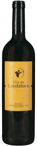 Elle de Landaluce - DOCa. Rioja Alavesa - Landaluce