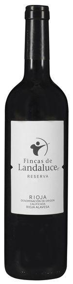 Fincas de Landaluce Reserva - D.O.Ca. Rioja Alavesa - Bodegas Landaluce -MAGNUM