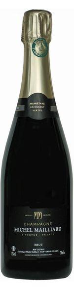 Champagne 1er Cru - Brut Gregory - Michel Mailliard