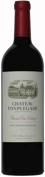 Chateau Fonplegade - 2010 - Saint-Emilion Grand Cru - Bordeaux