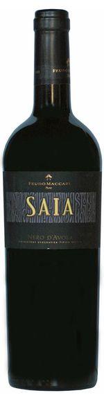 Saia - Nero d'Avola - Sicilia IGT - Feudo Maccari - Sicilië