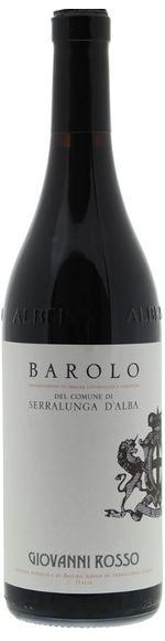 Barolo Serralunga d' Alba - 2012 - Giovanni Rosso