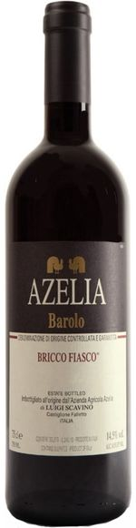 Barolo DOCG Cru Bricco Fiasco 2012 - Azelia di Luigi Scavino