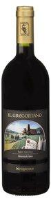 Il Gregoriano - Rosso Sant'Antimo - Scopone