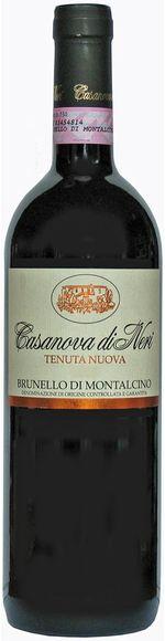Brunello di Montalcino DOCG 2012 - 96/100  - Casanova di Neri - Tenuta Nuova