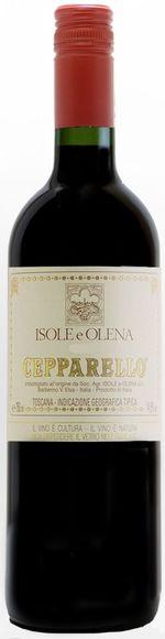 Cepparello - Rosso Toscano IGT - Isole e Olena