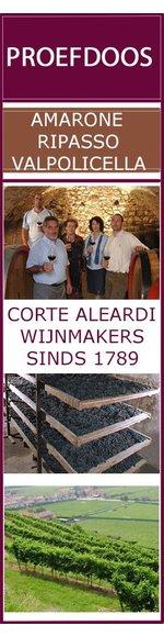 Proef en ontdek doos Corte Aleardi sinds 1789 - Amarone - Ripasso