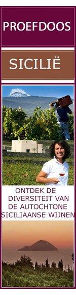 Ontdek de diversiteit van de autochtone Siciliaanse wijnen (6x rood)