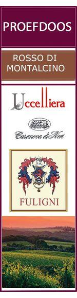 Prachtige mixdoos Rosso's uit Montalcino