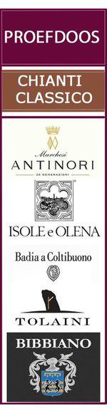 Proef-ontdek- wijnen Chianti Classico DOCG