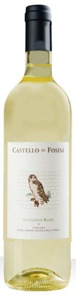 Sauvignon Blanc - Toscano Bianco IGT - Castello di Fosini - Antinori