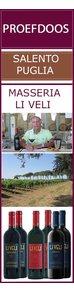 Mixdoos 6 flessen - Ontdek de wijnen van Salento - Puglia