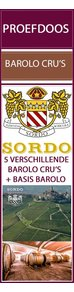 Vijf verschillende Cru Barolo's plus een basis Barolo - Sordo Giovanni