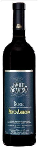 Barolo DOCG - Bricco Ambrogio - 2012 - Paolo Scavino