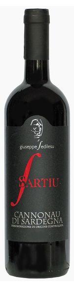 Sartiu- Cannonau di Sardegna D.O.C. - Sedilesu