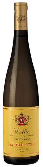 Pinot Bianco - Friuli Collio DOC - Mario Schiopetto