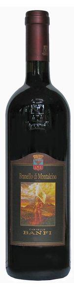Brunello di Montalcino DOCG 2012 - Castello Banfi