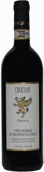 Vino Nobile di Montepulciano Riserva DOCG - Crociani
