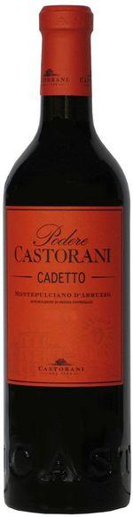 Cadetto - Montepulciano d'Abruzzo DOC - Podere Castorani
